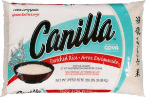 Extra Long Grain Enriched Rice - Product - en