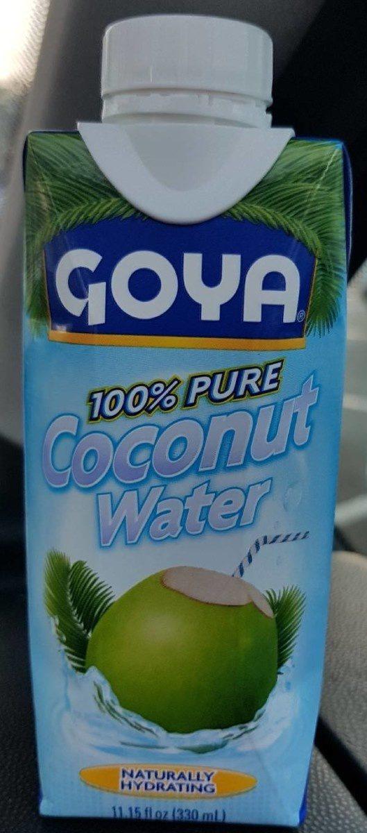 Agua de coco - Producte