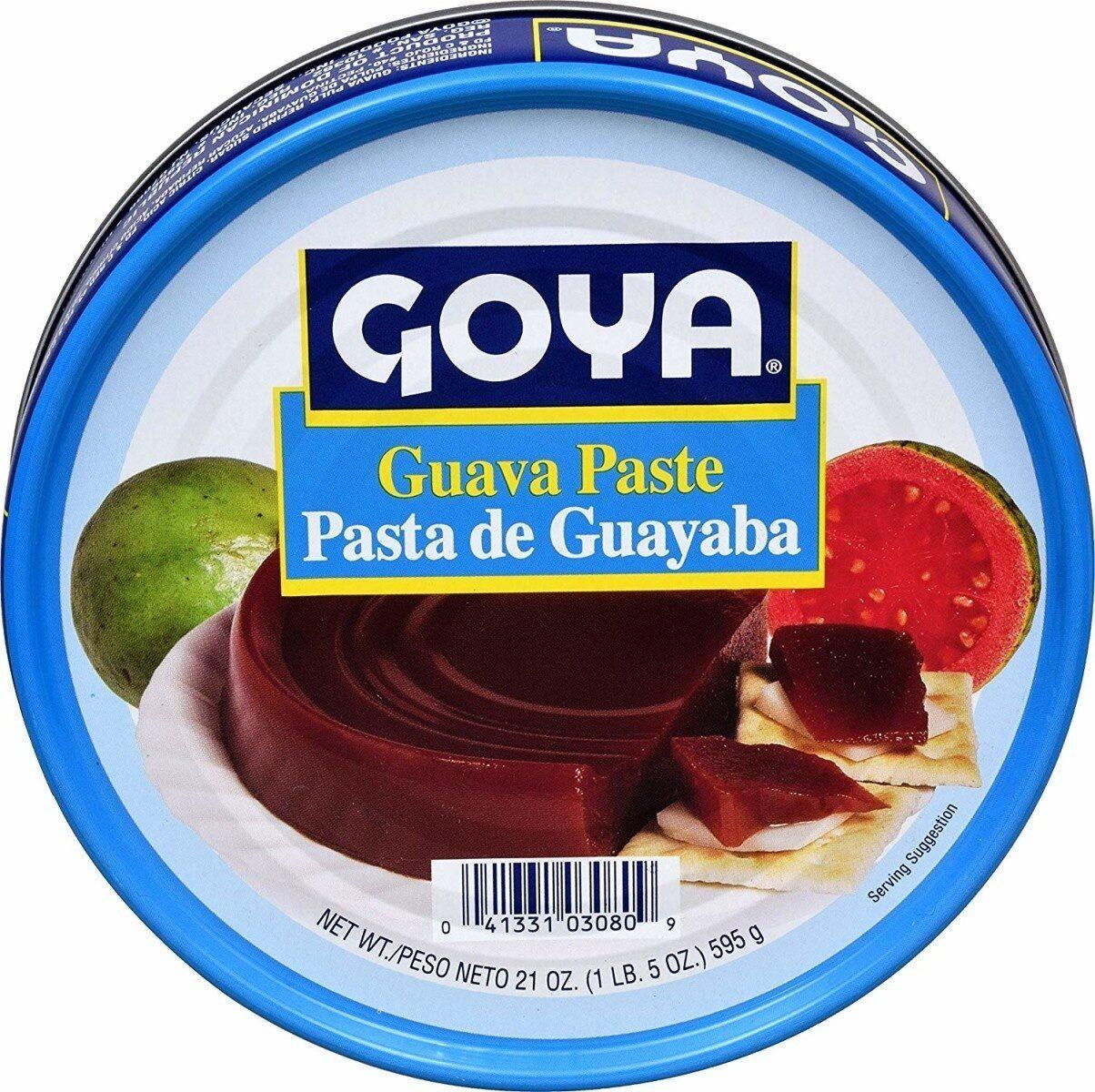 Foods guava paste - Produit - en