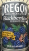 Blackberries in light syrup - Produit