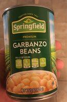 Chick peas garbanzo beans - Product - en
