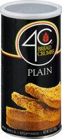 Bread crumbs plain - Produit - en