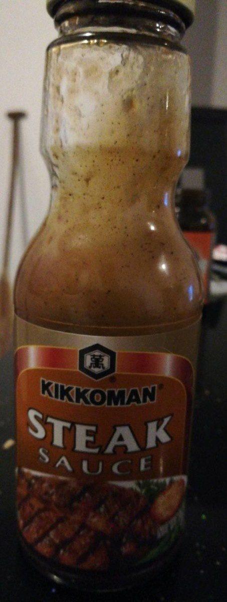 steak sauce - Product - en