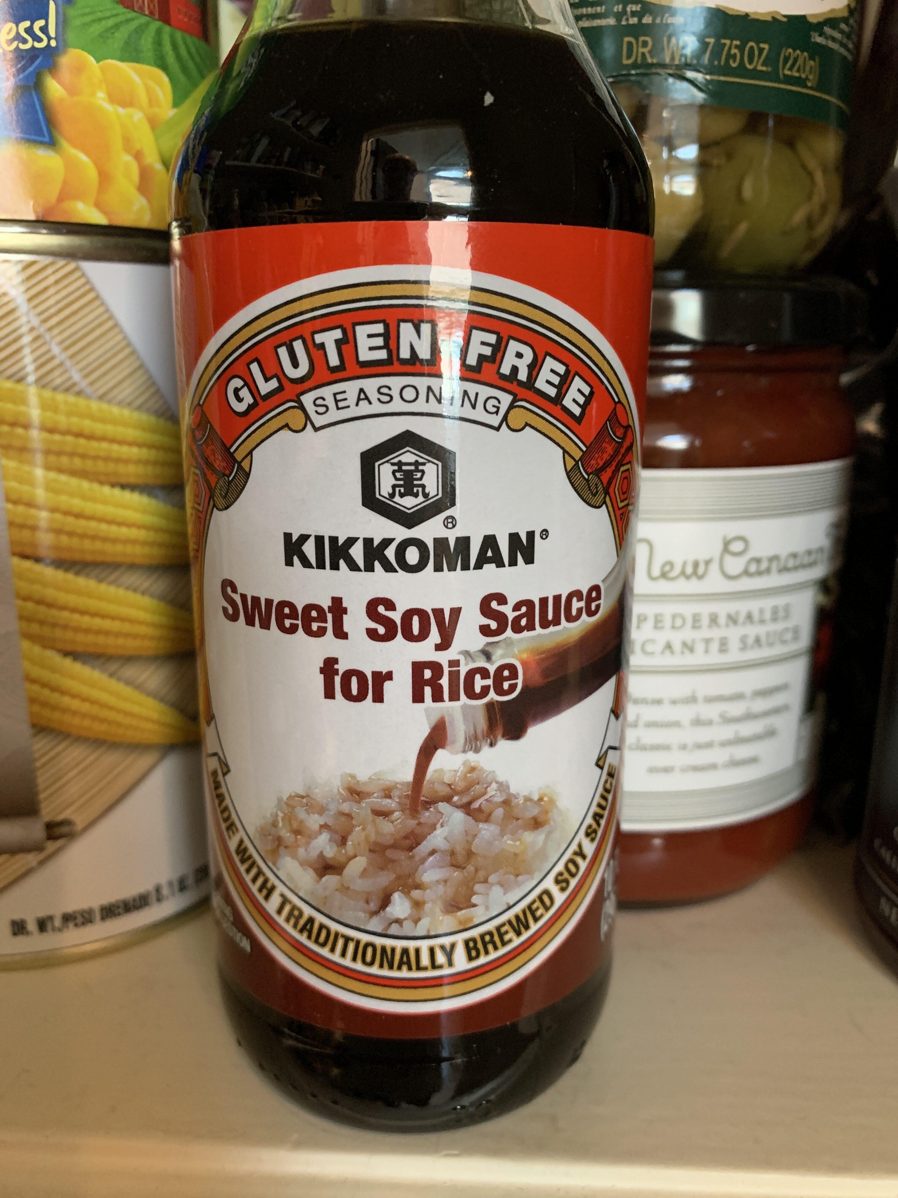 Sweet soy sauce for rice seasoning, sweet soy - Produit - en