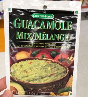 Melange guacamole - Product