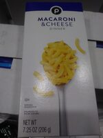 Macaroni and Cheese Dinner - Product - en
