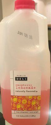 Deli raspberry lemonade - Product - en