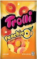 Peachieos gummy candy - Product - en