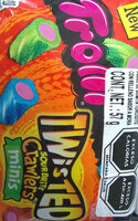 Troll! Twisted sour brite crawlers minis - Producto - en