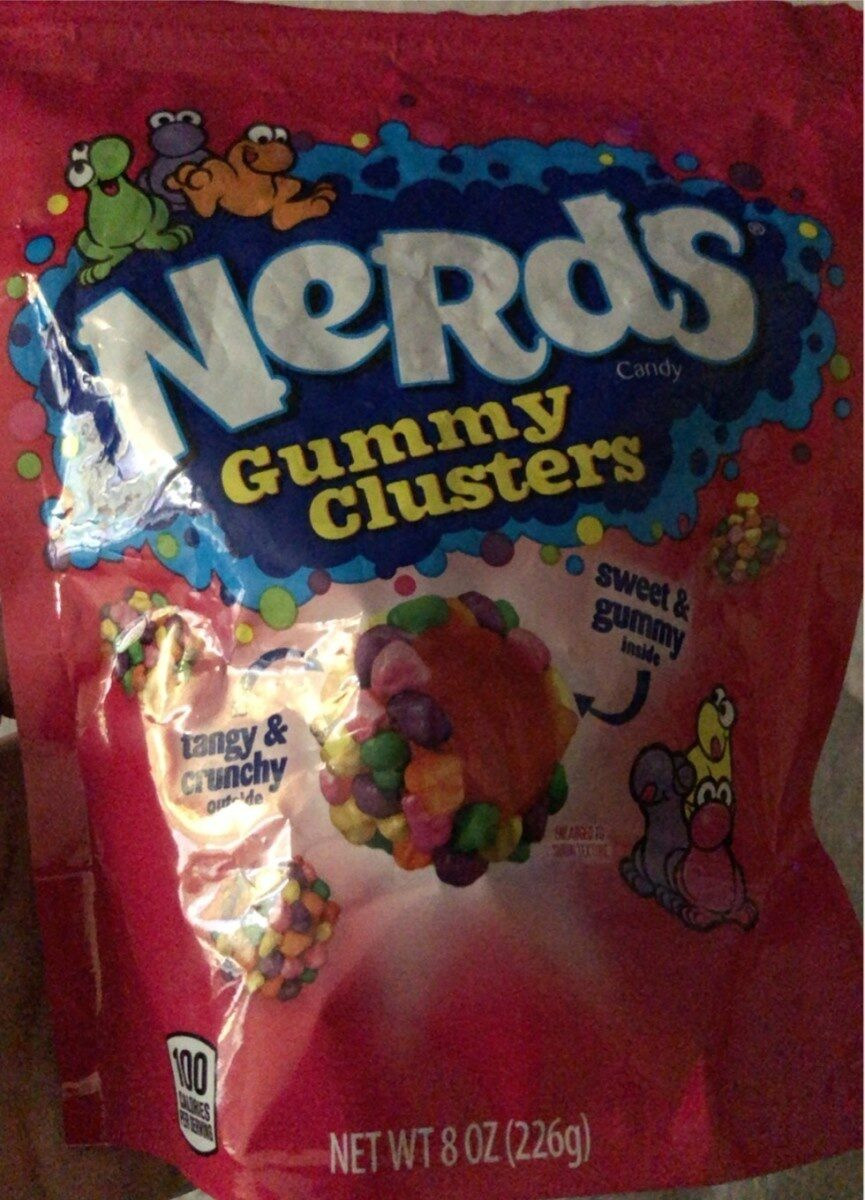Nerds Gummy Clusters - Product - en