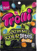 Extreme Sour Fruitz Bites, Chewy Candy, Sour - Product