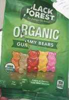 Organic Gummy Bear - Product