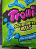 Sour Brite Bites Chew Candy, Blue Raspberry - Product