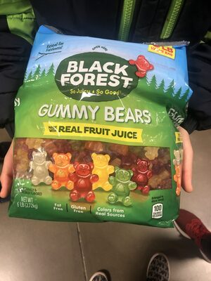 Gummy Bears - Product