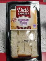 Chicken Salad Sandwich - Product - en