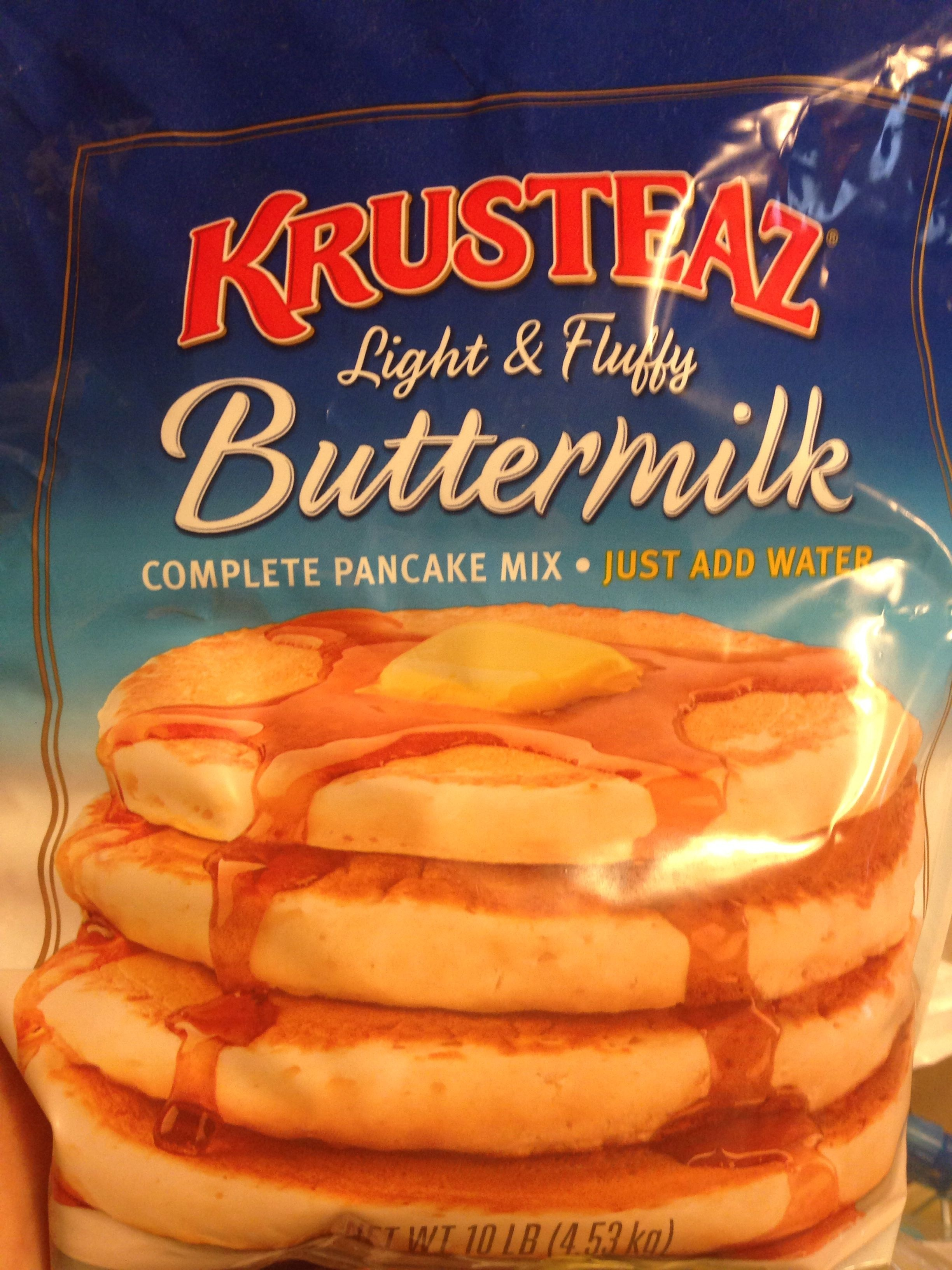 Buttermilk complete pancake mix - Product