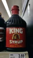 King syrup Golden - Product - en