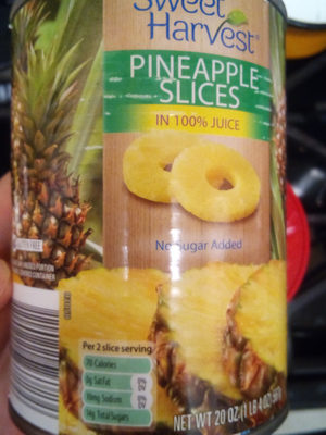 Pineapple Slices - Product