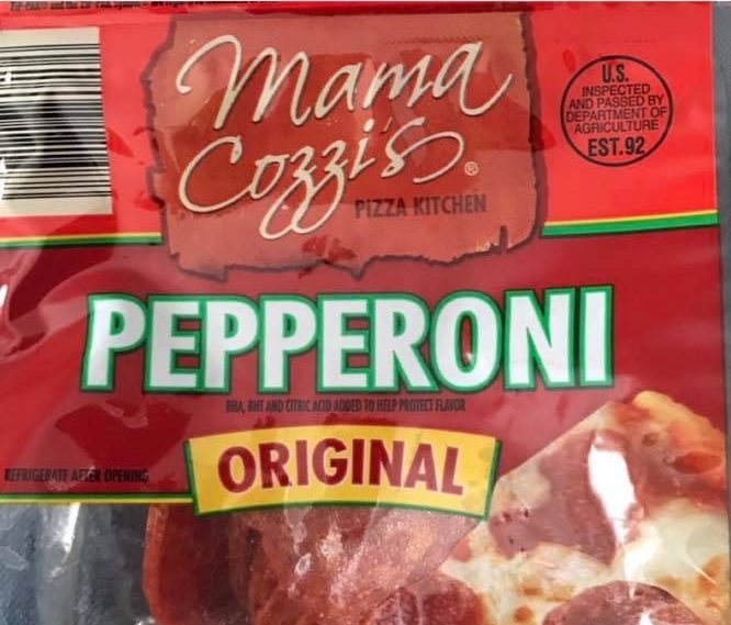 Original pepperoni pizza, original - Product - en