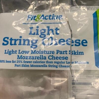 String cheese mozzarella - Product