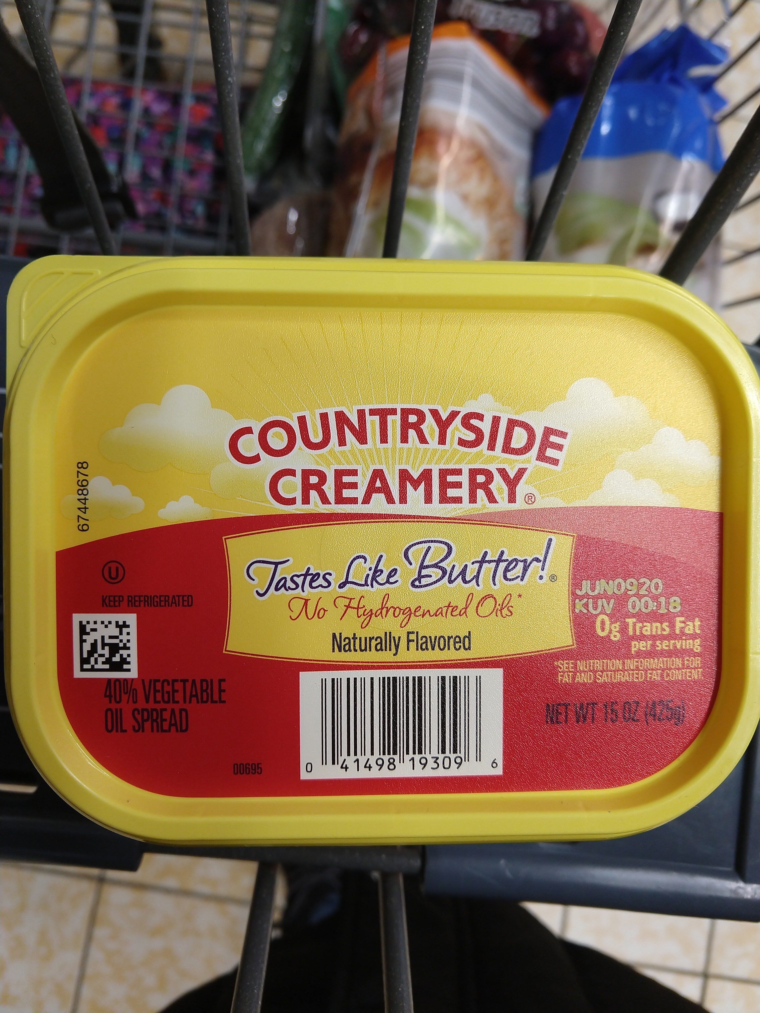 tastes like butter - Product - en