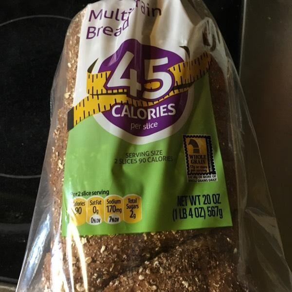Multigrain bread - Product - en