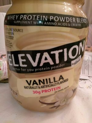 Elevation Protein Powder - Product