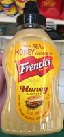 Honey mustard - Product