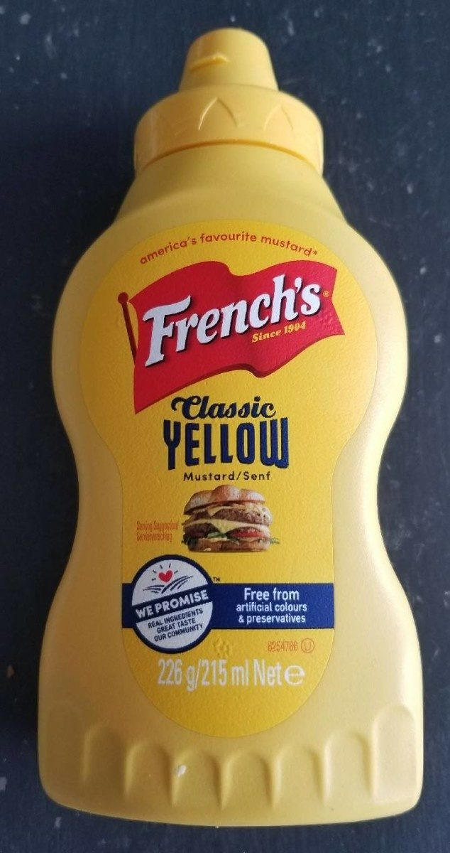 Classic Yellow - Product