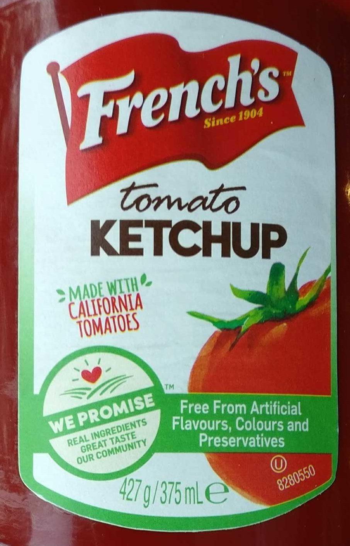 Tomato Ketchup - Product - fr