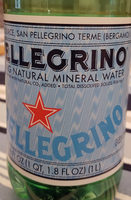 Sparkling Natural Mineral Water - Prodotto - en