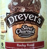 Slow Churned Rocky Road Ice Cream - Product