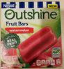 Fruit ice bars, watermelon - Produit