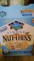 Nut & rice crackers snacks - Product - en