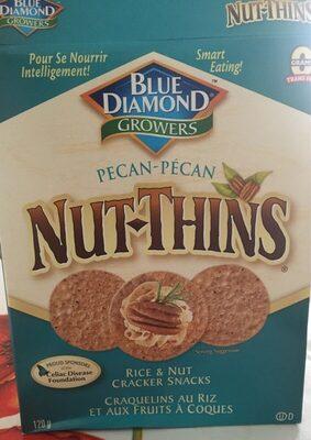 Nut-thins - Produit - fr
