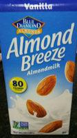 Almond Breeze, Almondmilk, Vanilla - Product