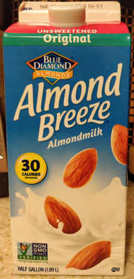 Almond Breeze, Almondmilk, Original - Product