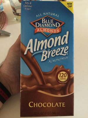 Almond milk with Chocolate - Product