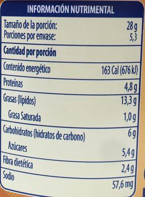 Blue Diamond Almendras - Nutrition facts