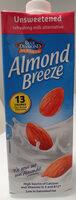 Almond Breeze Unsweetened - Produit - en