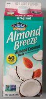 Almond Breeze, Almond Coconut Milk Blend - Product