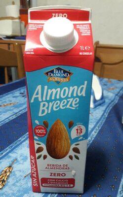 Almond breve zero - Producto - es