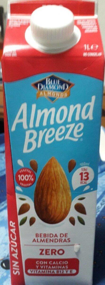 Almond breve zero - Información nutricional - es