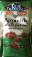 Almonds - Product - fr