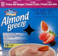 Almond Breeze - Frutos del bosque - Product
