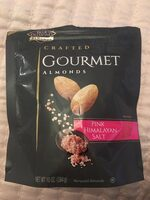 Crafted gourmet almonds - Producto - es
