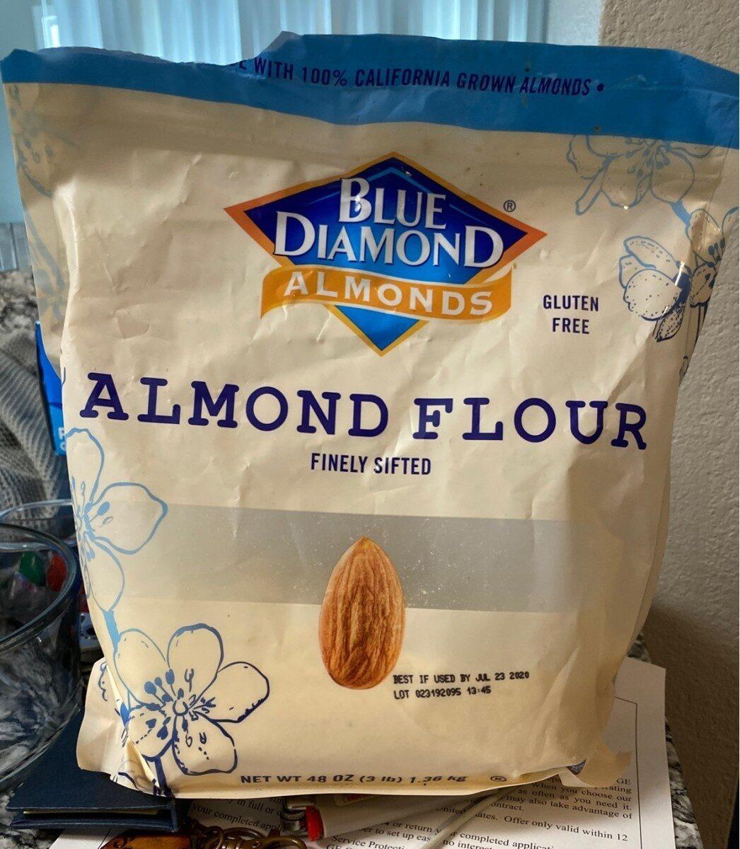 Almond Flour - Product - en