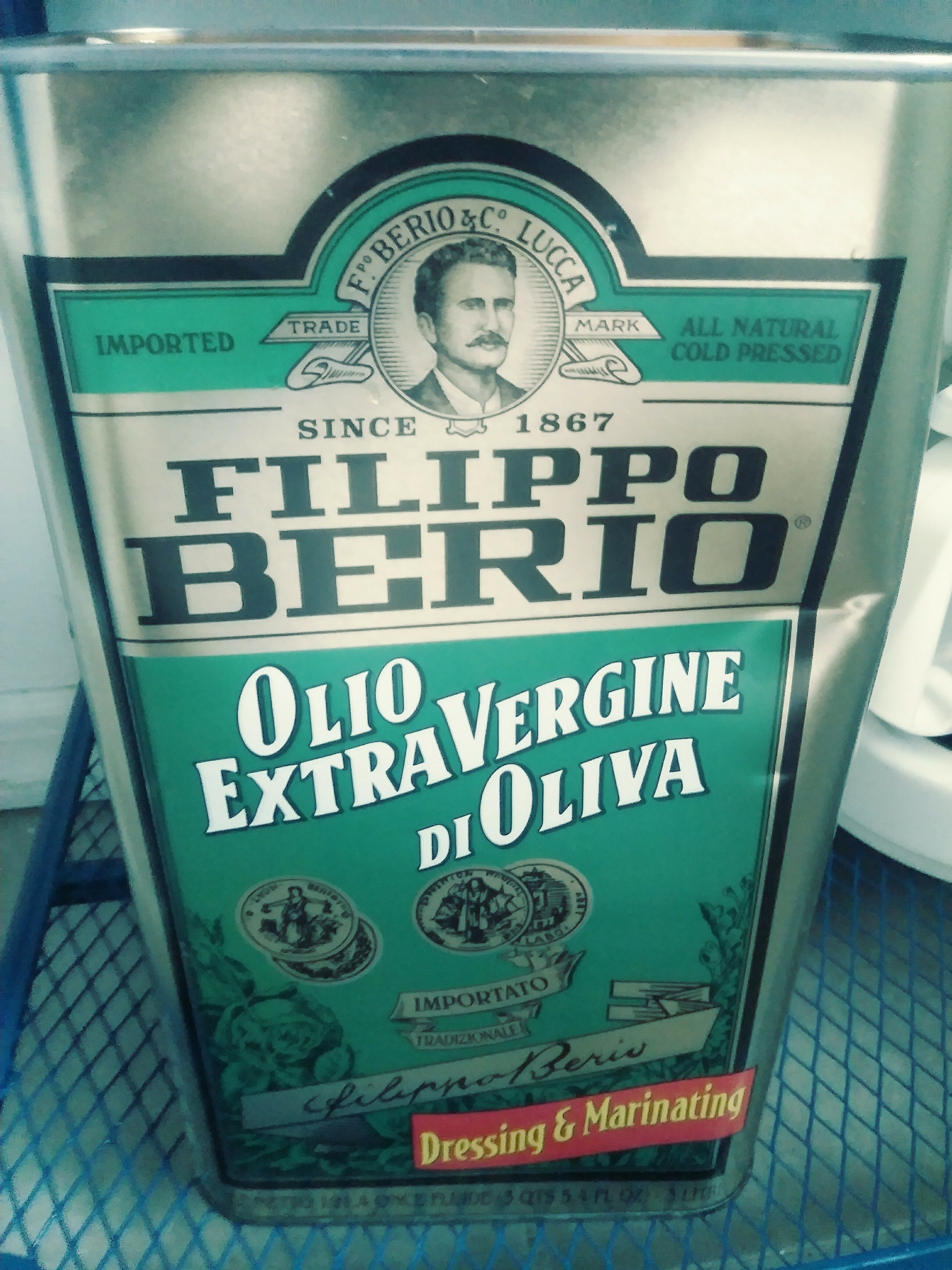 Extravirgin Olive Oil - Product