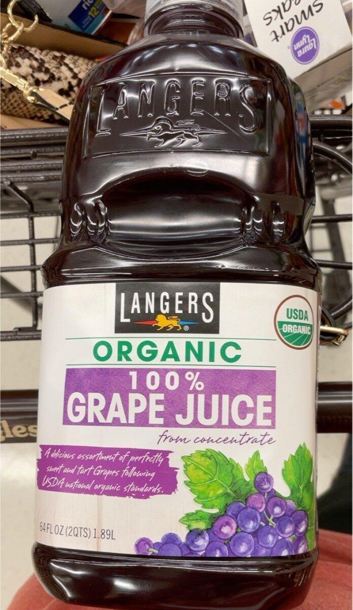 100% Grape Juice - Prodotto - en