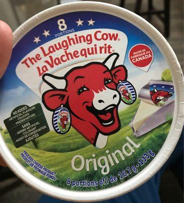 La Vache qui rit Original - Produit - fr